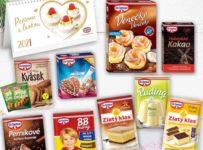 Vyhrajte balíček produktov od Dr.Oetker