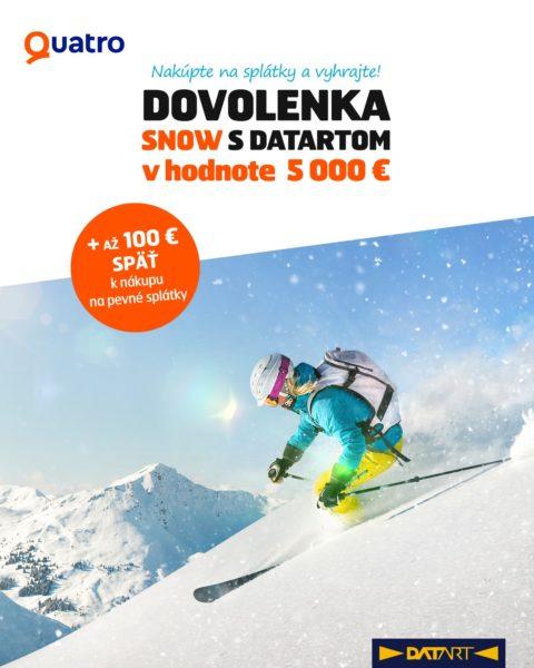 Vyhrajte dovolenku snov v hodnote 5000€