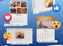 Vyhrajte kalendár s vlastnými fotkami