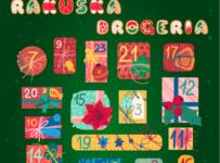 Adventný kalendár RakuskaDrogeria