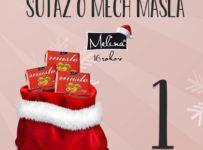 Melina adventný kalendár o mech masla