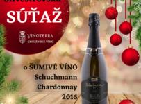 Silvestrovská súťaž o šumivé gruzínske víno