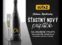 Súťaž o 12 fliaš Noirsecca od Château Topoľčianky