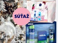 Súťaž o 2 Vianočné kozmetické balíčky