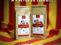 Súťaž o 3 x 2 balíčky 250g kávy