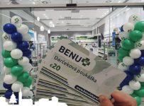 Súťaž o 5x darčekovú poukážku v hodnote 20€ do lekárne BENU