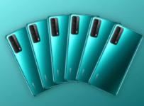 Súťaž o 6x Huawei P Smart 2021