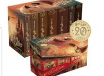 Súťaž o Harry Potter box v hodnote 70€
