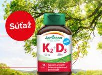 Súťaž o Jamieson K2 D3