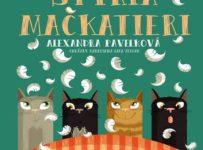 Súťaž o audioknihu A. Pavelkovej Štyria mačkatieri