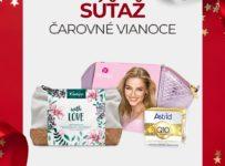 Súťaž o balíček plný obľúbenej kozmetiky od Vivantis