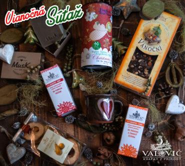 Súťaž o balíček produktov od Valovič - Kvapky z prírody
