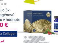 Súťaž o balík kolagénovej kúry v hodnote 150 €