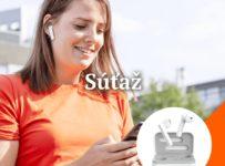 Súťaž o bezdrôtové slúchadlá s mikrofónom Trust Primo Touch