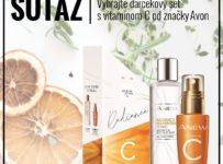 Súťaž o darčekový set s vitamínom C od značky Avon
