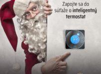 Súťaž o dizajnový smart termostat HEVOLTA MIND