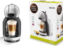 Súťaž o kapsulový kávovar Nescafé® Dolce Gusto® Mini Me