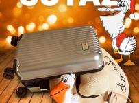 Súťaž o kufor plný cestovných doplnkov