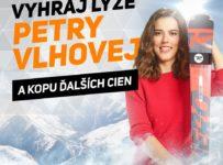 Súťaž o lyže Petry Vlhovej s podpisom