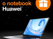 Súťaž o notebook Huawei MateBook D15