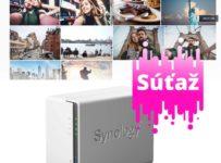 Súťaž o privátny cloud Synology NAS
