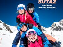 Súťaž o rodinnú celodennú lyžovačku v Park Snow Donovaly