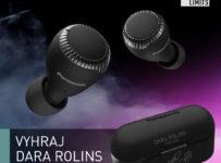 Súťaž o slúchadlá True Wireless Dara Edition