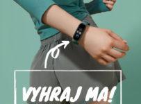 Súťaž o smart športový náramok Xiaomi Mi Smart Band 5