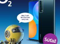 Súťaž o smartfón Huawei P smart 2021
