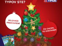 Súťaž o žreby Vianočná lotéria