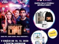 Súťaž s filmom Nightlife