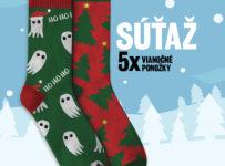 Súťaž so slovenskými ponožkami značky TIAMMA