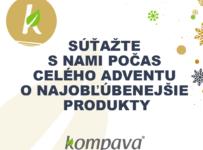 Veľká Adventná súťaž Kompava. sk