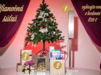 Vianočná súťaž UNIZDRAV o ceny v hodnote 620€