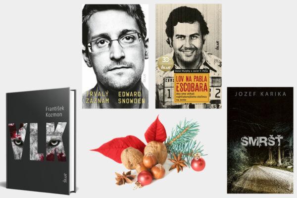 Vianočná súťaž o knihy