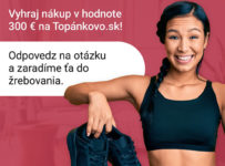 Vyhraj nákup v hodnote 300€ na Topánkovo.sk