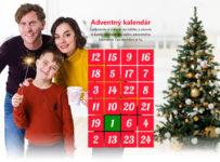Adventný kalendár Zľavomat 2020
