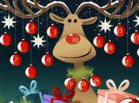 Adventný kalendár AndreaShop
