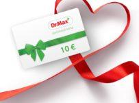 Obdarujte svojich blízkych darčekovou kartou Dr.Max