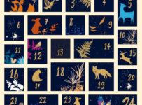 Online adventný kalendár Yves Rocher