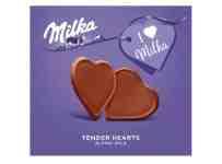 Súťaž o 3 balíčky so sladkými valentínkami Milka