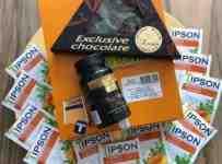 Súťaž o 3x 100 ks namixovanych čajov a čokoládu