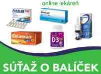 Súťaž o 3x balíček doplnkov pre zdravie a imunitu