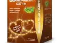 Súťaž o GS Megalecitin 1325 mg
