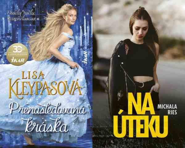 Súťaž o balíček kníh Ikar a Slovenský spisovateľ