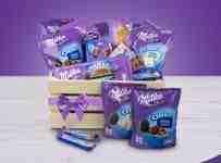 Súťaž o darčekové koše plné čokoládových dobrôt od Milky