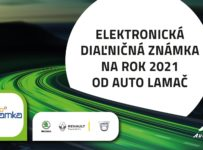 Súťaž o diaľničnú známku na rok 2021