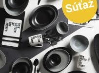 Súťaž o doplnky na stolovanie zo série Gourmet v čiernej farbe