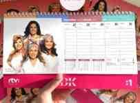 Súťaž o kalendár Dámskeho klubu