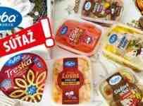 Súťaž o kartón Tresky Exklusiv a kartón marinovaných špecialít od RYBA Košice